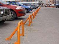 автомобильных ограждений в Тюмени