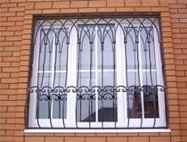 Металлоконструкции, металлические решетки в Тюмени г.Тюмень