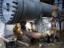 Ремонт металлических конструкций и изделий в Тюмени, металлоремонт г.Тюмени
